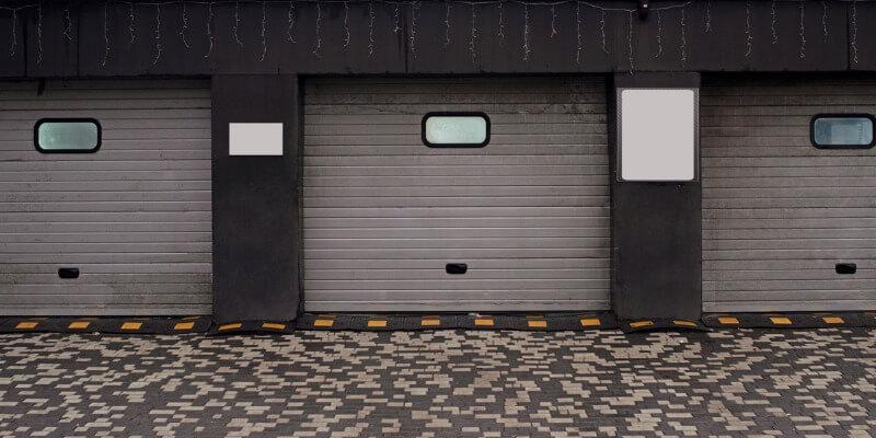 commercial garage door replacement - Supreme Garage Door Repair