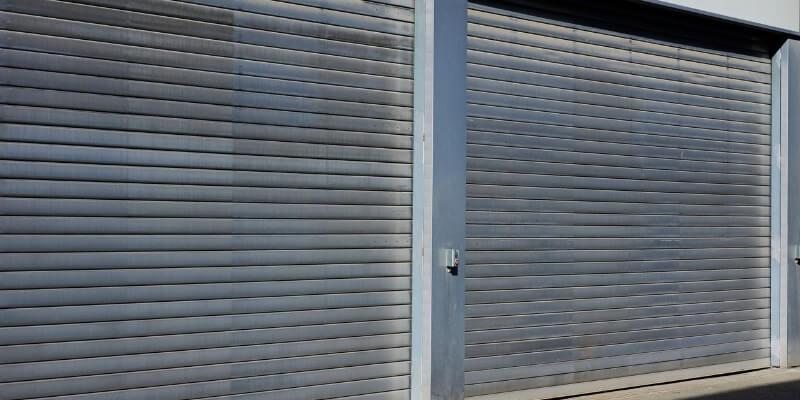 commercial metal garage doors - Supreme Garage Door Repair