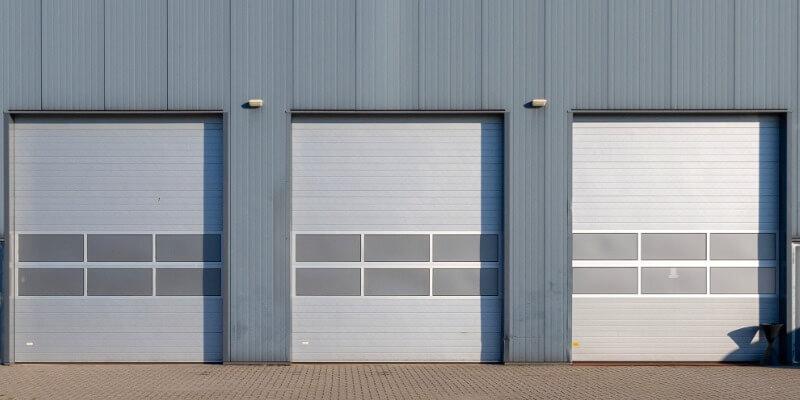 commercial steel garage doors - Supreme Garage Door Repair
