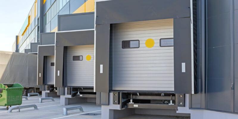 commercial style garage doors - Supreme Garage Door Repair