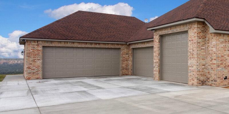 double garage door installation - Supreme Garage Door Repair
