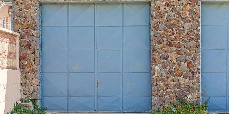 modern single garage door - Supreme Garage Door Repair