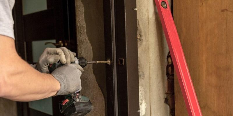 replacing garage trim - Supreme Garage Door Repair