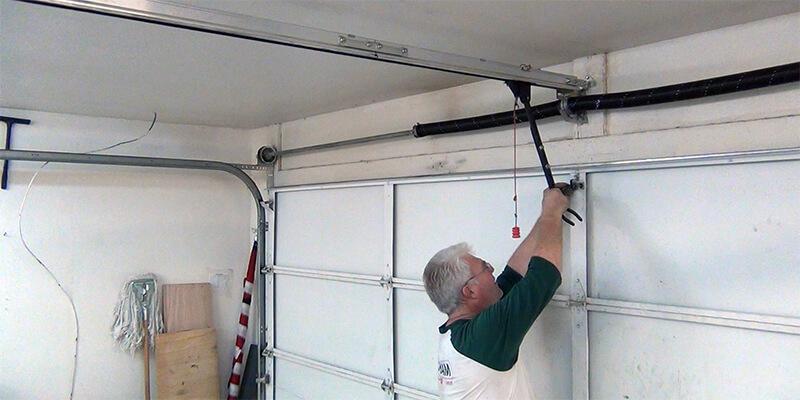 Garage Door Track Installation - Supreme Garage Door Repair
