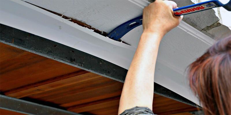 Garage Door Weather Seal Installation - Supreme Garage Door Repair