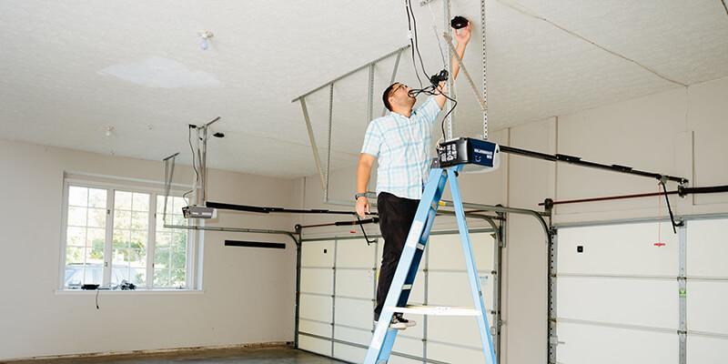 Garage door opener remote wall mount - Supreme Garage Door Repair
