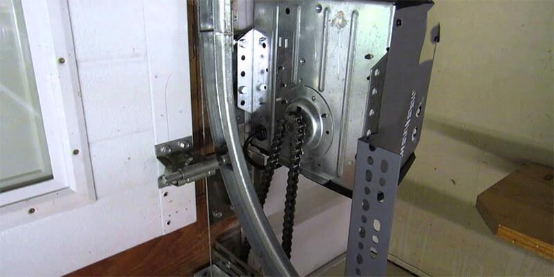 garage door opener mount - Supreme Garage Door Repair